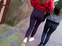 Teens In Leggins1